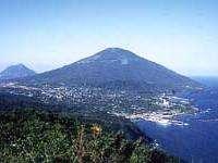 八丈富士(西山) はちじょうふじ にしやま